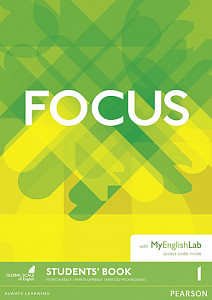 Focus BrE 1 Students´ Book & MyEnglishLab Pack