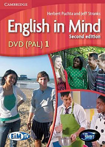 English in Mind Level 1 DVD (PAL)