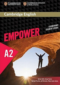 Cambridge English Empower Elementary Student´s Book