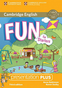 Fun for Starters 3rd Edition: Presentation Plus DVD-ROM