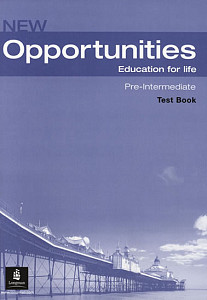 New Opportunities Global Pre-Int Test CD Pack