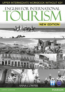 English for International Tourism Upper Intermediate New Edition Workbook without Key and Audio CD Pack