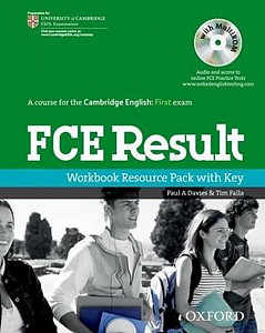 FCE Result Workbook Resource Pack with Key