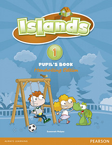 Islands handwriting Level 1 Pupil´s Book plus pin code