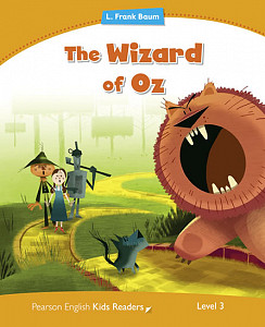 Wizard of Oz Level 3 (Pearson English Kids Readers)