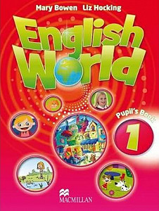 English World Level 1: Pupil´s Book