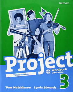 Project the Third Edition 3 Workbook with CD-ROM (International English Version)
