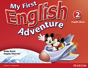 My First English Adventure Level 2 Pupil´s Book