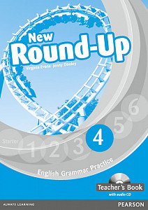 Round Up Level 4 Teacher´s Book/Audio CD Pack
