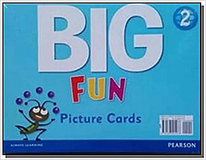 Big Fun 2 Picture Cards