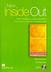 New Inside Out Elementary Workbook (Without Key) + Audio CD Pack