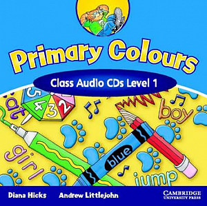 Primary Colours 1: Class Audio CDs (2)