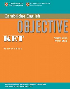 Objective KET Teacher´s Book