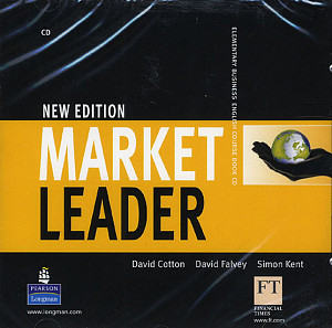 Market Leader New Edition Elementary Class CD