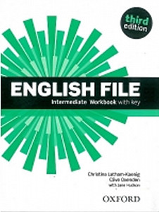 English File Third Edition Intermediate Workbook with Answer Key