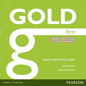 Gold First New Edition Exam Maximiser Class Audio CDs