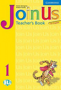 Join Us for English 1 Teacher´s Book