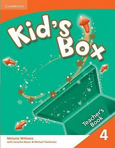 Kid s Box 4: Teacher s Book
