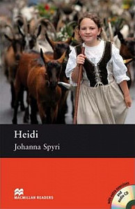 Macmillan Readers Pre-Intermediate: Heidi T. Pk with CD