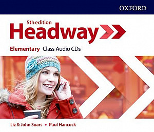 New Headway Fifth edition Elementary:Class Audio CDs /3/