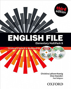 English File Third Edition Elementary Multipack B (without CD-ROM)