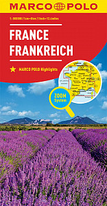 Francie 1:800T//mapa(ZoomSystem)MD