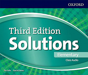 Maturita Solutions 3rd Edition Elementary Class Audio CDs /3/