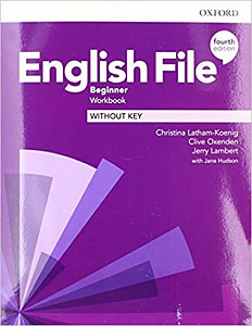 English File Beginner Workbook without Answer Key (4th)