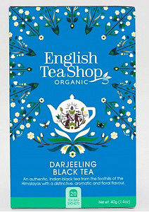 English Tea Shop English Tea Shop - Darjeeling černý čaj - redesign mandala