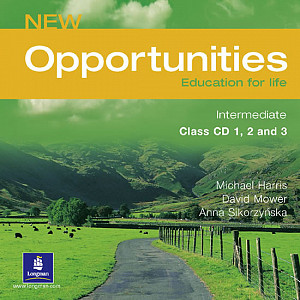 New Opportunities Global Intermediate Class CD New Edition
