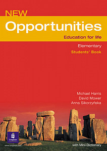 New Opportunities Global Elementary Students´ Book NE