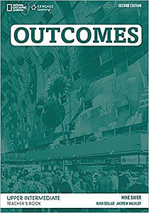 Outcomes Upper Intermediate Second Edition: Teacher´s Book with Class Audio CD