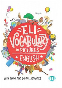 ELI Vocabulary in Pictures with downloadable games and activities