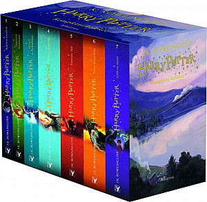 Harry Potter (Jonny Duddle) box 1-7