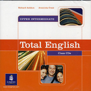Total English Upper Intermediate Class CDs