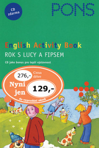 English Activity Book Rok s Lucy a Fipsem