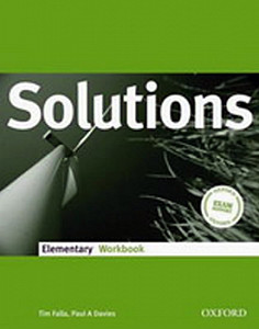 Maturita Solutions Elementary Workbook Czech edittion