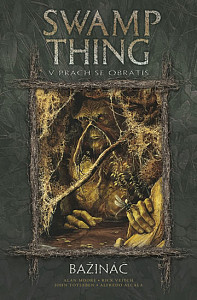 Bažináč Swamp Thing 5