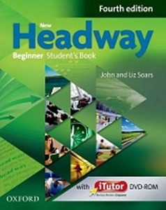 New Headway Fourth edition Beginner Student´s Book + iTutor DVD-ROM