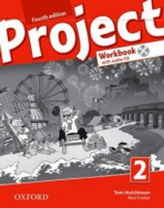Project 2 Fourth Edition Workbook with Audio CD and Online Practice