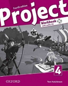 Project Fourth Edition 4 Workbook with Audio CD