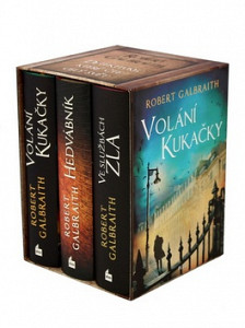 Cormoran Strike BOX