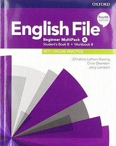 English File Fourth Edition Beginner Multipack B