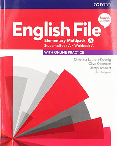 English File Fourth Edition Elementary Multipack A