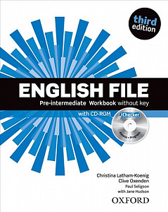 English File Third Edition Pre-intermediate Workbook Without Answer Key