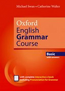 Oxford English Grammar Course Basic Revised Edition with Answers