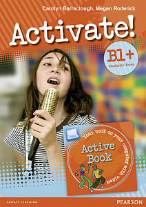 Activate! B1+ Students´ Book and Active Book Pack