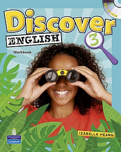 Discover English 3 Workbook Czech Edition