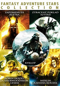 Fantasy Adventure Stars Collection - 5 DVD