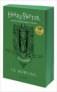 Harry Potter and the Philosopher´s Stone - Slytherin Edition